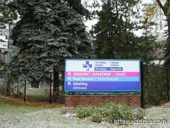 Denley: Ottawa Hospital's Civic campus project still mired in secrecy