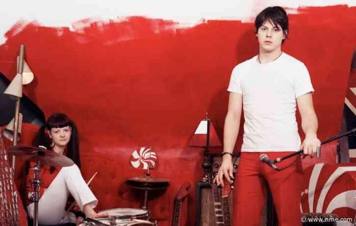 The White Stripes announce 20th anniversary 'White Blood Cells' companion album