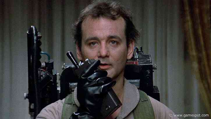 """Bill Murray Says He Was """"Reluctant"""" To Make Ghostbusters II"""
