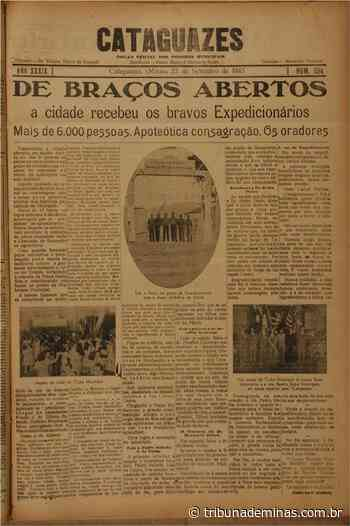 Cataguases centenária - Tribuna de Minas - Tribuna de Minas