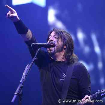 Dave Grohl gearing up to publish first memoir