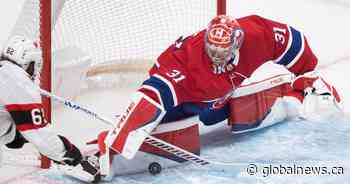 Montreal Canadiens goalie Carey Price will miss trip to Toronto for medical treatment