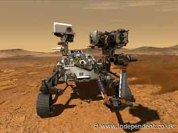 Nasa reveals Easter eggs hidden on Mars perseverance rover