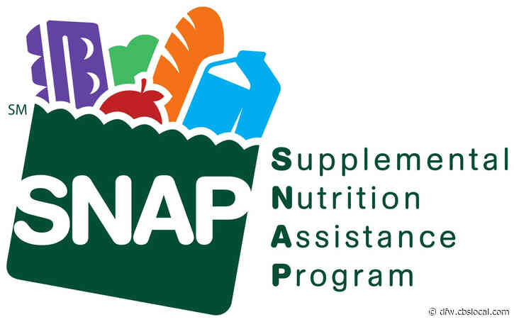Texas Extends Emergency SNAP Benefits Through April As Pandemic Continues