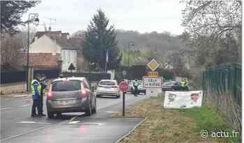Compagnie de Fontainebleau. Les gendarmes dressent 230 PV durant le week-end de Pâques - actu.fr