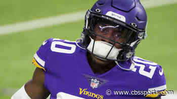 Vikings cornerback Jeff Gladney turns himself into police on felony assault charge
