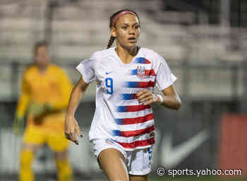 Trinity Rodman, daughter of Dennis, credits mother for pushing her to NWSL: 'She's my role model'