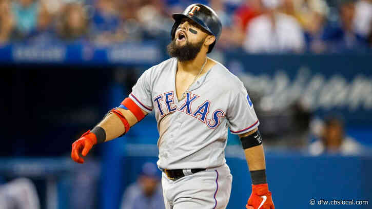 'Thank You, Rougie': Rangers Trade Rougned Odor To Yankees