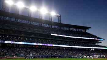 MLB officially moves July 13 all-star game to Denver's Coors Field