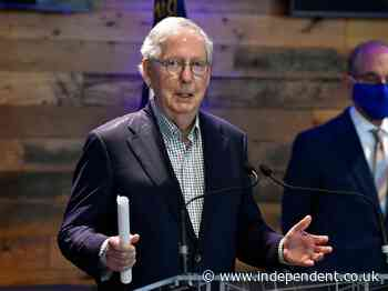 'Keep your wallets open and your mouths shut': Critics mock McConnell for mixed message to business in Georgia row