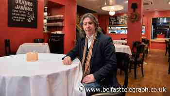 Belfast restaurateur Michael Deane: 'I can't wait to get back into it but I couldn't face another lockdown'