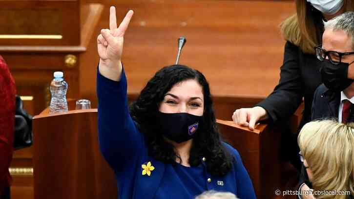 Pitt Alumna Vjosa Osmani-Sadriu Elected President Of Kosovo
