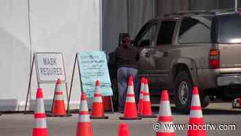 No Appointment Needed For COVID-19 Vaccine at Dallas' Ellis Davis Field House