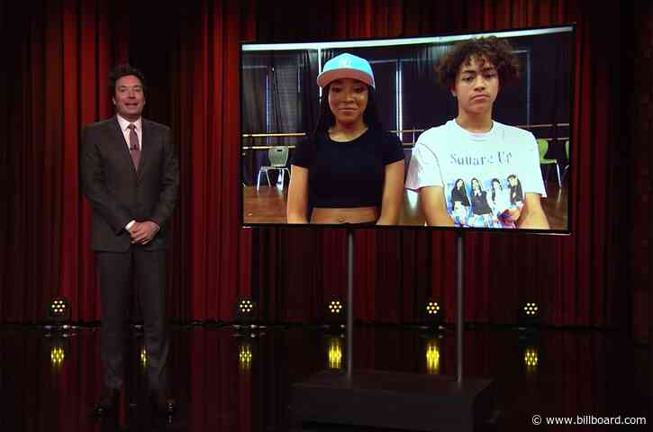 Jimmy Fallon Invites TikTok Dancers on 'Tonight Show' After Addison Rae Backlash