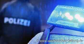 Polizei: Unbekannter zieht Ölspur von Schmelz nach Lebach - Saarbrücker Zeitung