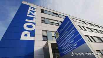 Bei Polizeikontrolle in Kolkwitz leistete betrunkener Autofharer Widerstand - rbb24