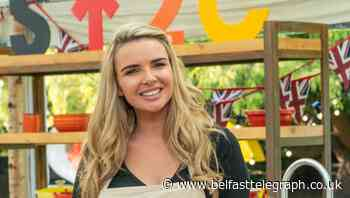 Celebrity Bake Off was no cakewalk, admits Nadine Coyle