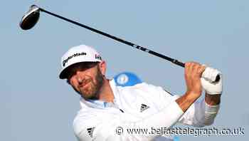 Dustin Johnson believes he is 'getting there' ahead of Masters defence