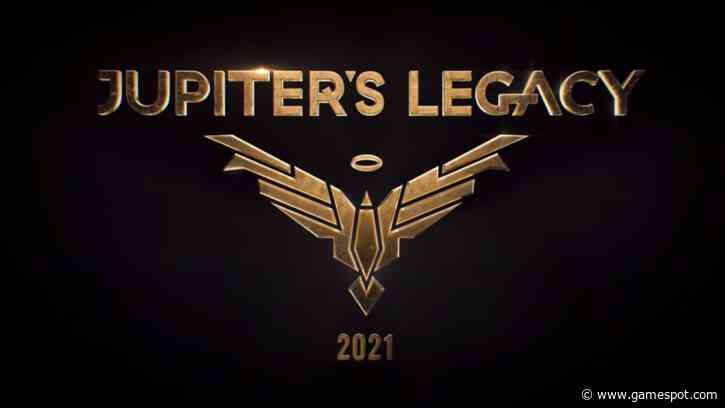 Netflix's Jupiter Legacy Will Get First Trailer Wednesday