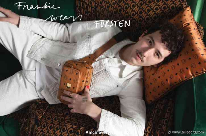 Frankie Jonas Stars in MCM's Luxe New Campaign