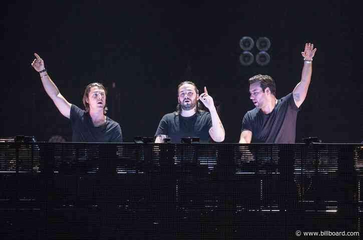 Swedish House Mafia Signs With The Weeknd Manager Sal Slaiby