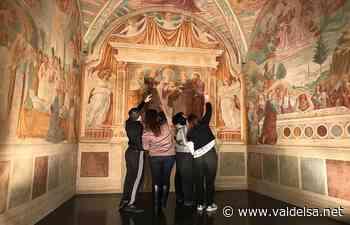Turismo, a Castelfiorentino si lavora per ripartire - Valdelsa.net