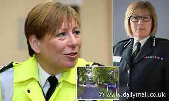 Former police chief claims she was indecently assaulted by TWO senior colleagues