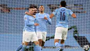 Phil Foden gives Manchester City first-leg lead over Borussia Dortmund