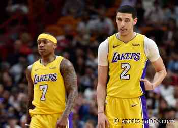 Isaiah Thomas on Lonzo Ball: 'His confidence is on another level'