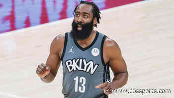 James Harden injury update: Nets star to miss at least 10 days with hamstring strain