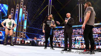 WWE WrestleMania 37: Roman Reigns, Edge and Daniel Bryan reflect on unique journeys to improbable main event