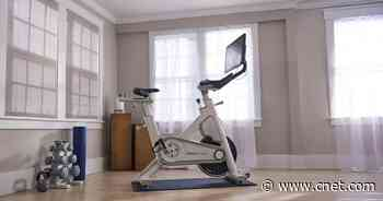 Save $175 plus get free shipping and assembly on Peloton-alternative Myx exercise bike     - CNET