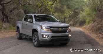 Chevy Colorado, GMC Canyon recalled for power steering failure     - Roadshow