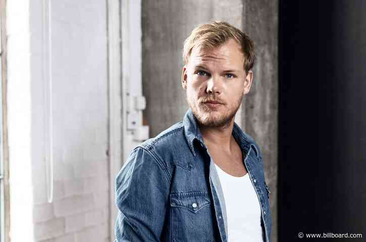 An Official Avicii Biography Is Coming This Fall