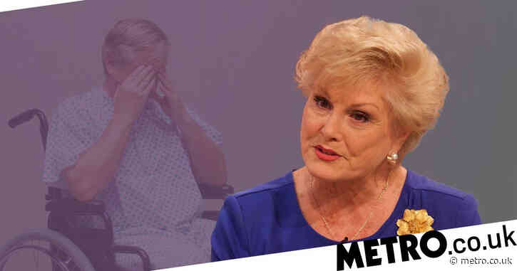 Angela Rippon accuses Government of 'shameful' betrayal over dementia funding