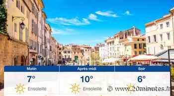 Météo Aix-en-Provence: Prévisions du mardi 6 avril 2021 - 20minutes.fr