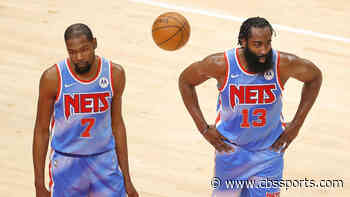 NBA injury updates: Kevin Durant expected back Wednesday; James Harden out 10 days with hamstring strain