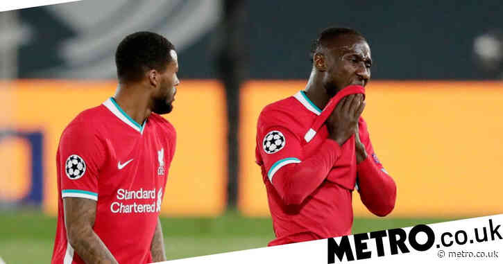 Jurgen Klopp admits Naby Keita substitution was 'tactical' in Real Madrid defeat