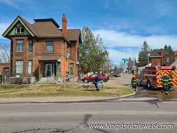 Pembroke Fire Department responds to apartment fire on Mackay Street - Kingston This Week