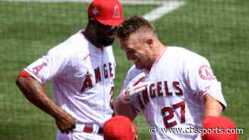 Angels star Mike Trout continues red-hot start with 464-foot homer vs. Astros