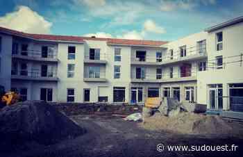 Cambo-les-Bains : une résidence pour seniors en construction - Sud Ouest