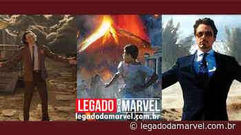 Percebeu? Loki imita Tony Stark em cena da destruição de Pompeia - Legado da Marvel