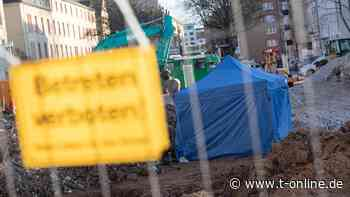 Köln: Blindgänger in Raderberg entschärft – 400 Menschen evakuiert - t-online - Köln