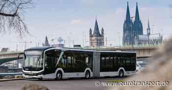 MAN Lion's City 18 E: E-Gelenkbus startet in Köln - Eurotransport
