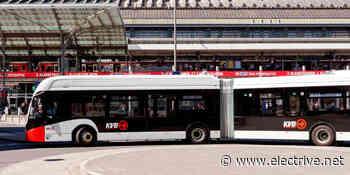 Köln: KVB ordern weitere 51 E-Gelenkbusse bei VDL - www.electrive.net