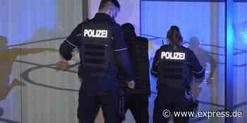 Köln-Porz: Polizei beendet Techno-Party in Abrisshaus - EXPRESS