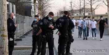 250 Leute am Brüsseler Platz in Köln: Poser kassieren Anzeigen - EXPRESS