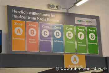 Impfzentrum Velen: Zusätzliche Termine für die Altersgruppe 80+ im Angebot - Ruhr Nachrichten