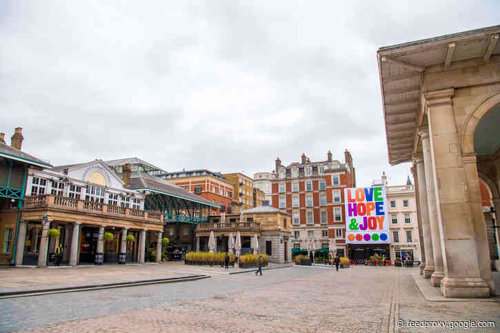 Covent Garden unveils outdoor dining plans