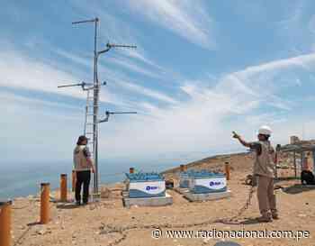 IGP instalará estaciones sísmicas en Huarmey y en Santiago de Ica - Radio Nacional del Perú